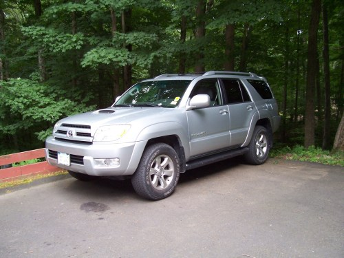 small resolution of picture of 2003 toyota 4runner sport edition 4wd exterior gallery worthy