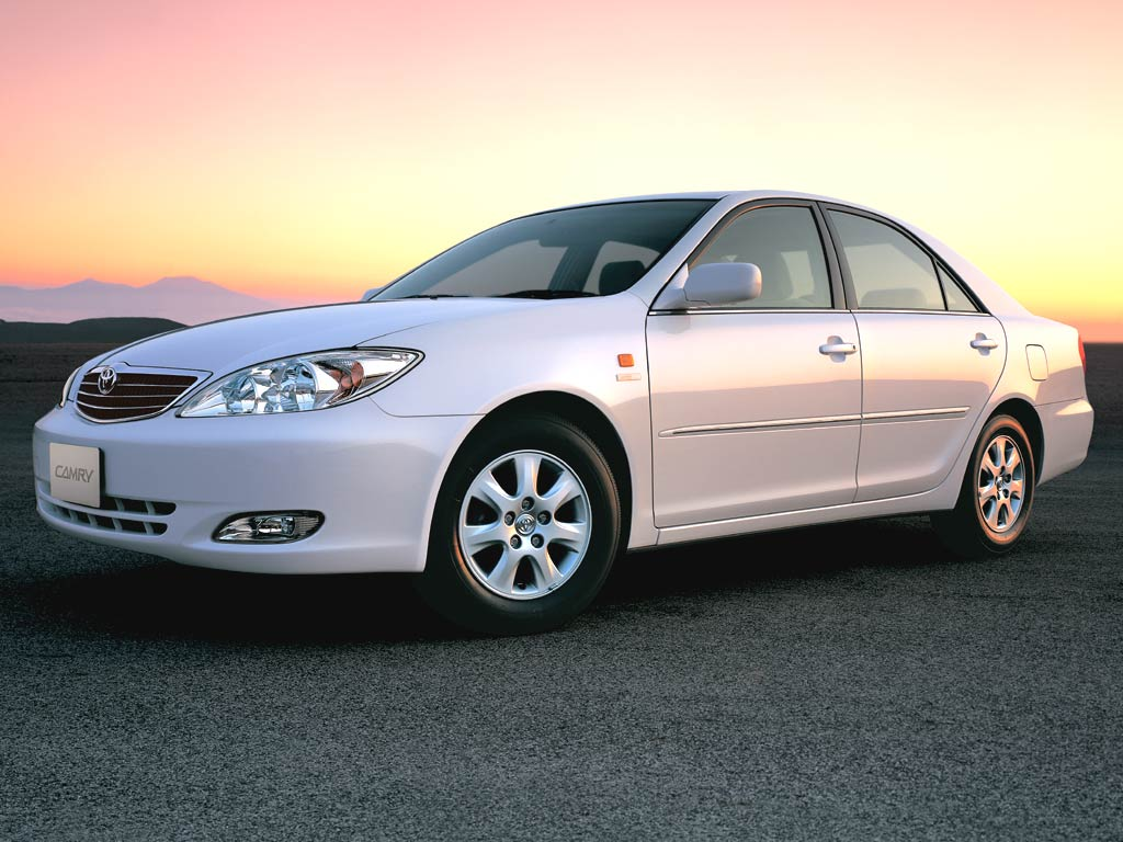 2001 Toyota Camry  Overview  Cargurus