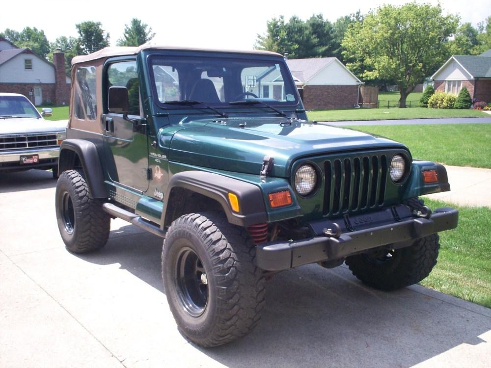 medium resolution of picture of 2000 jeep wrangler sahara exterior gallery worthy