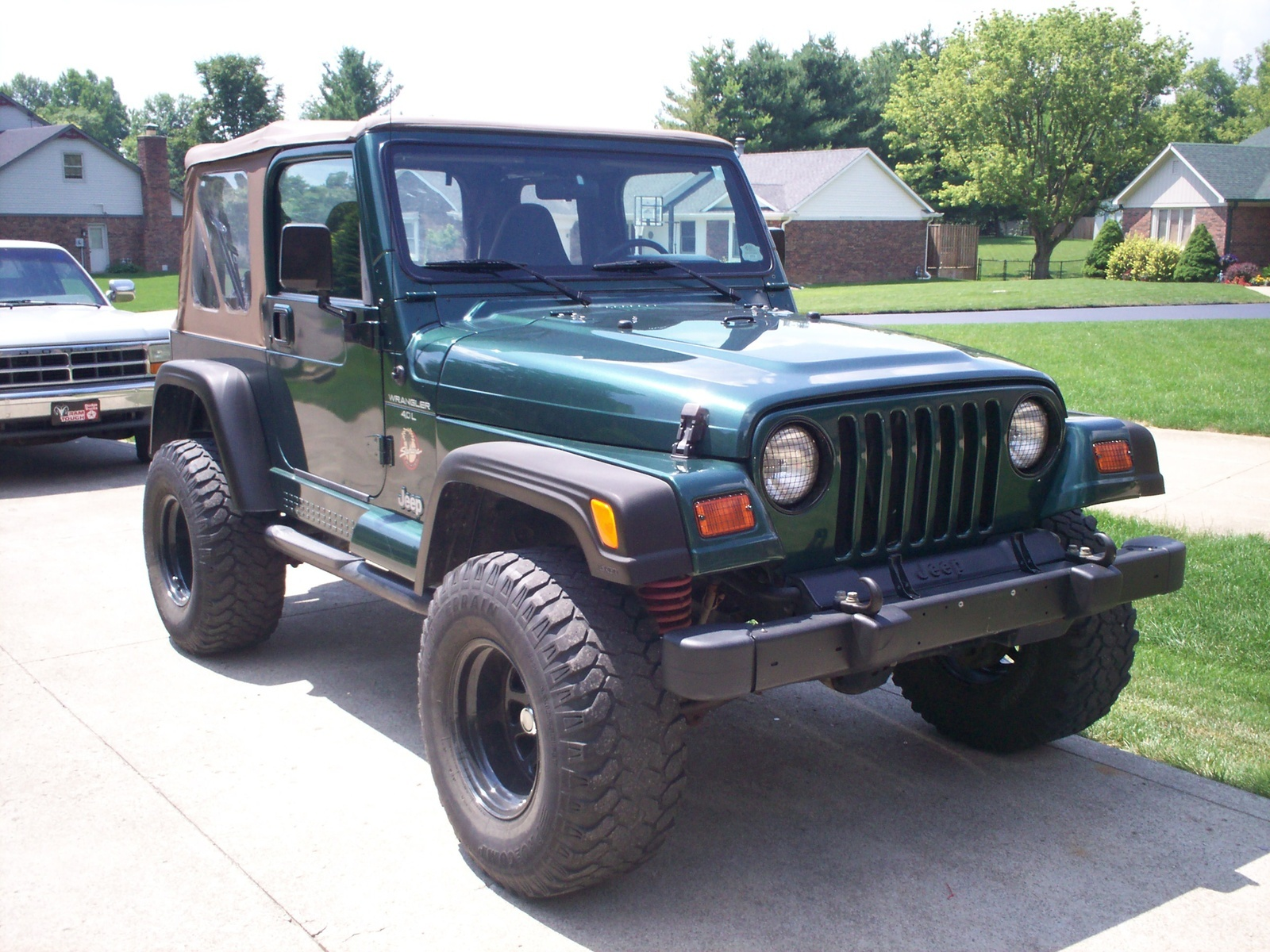 hight resolution of picture of 2000 jeep wrangler sahara exterior gallery worthy
