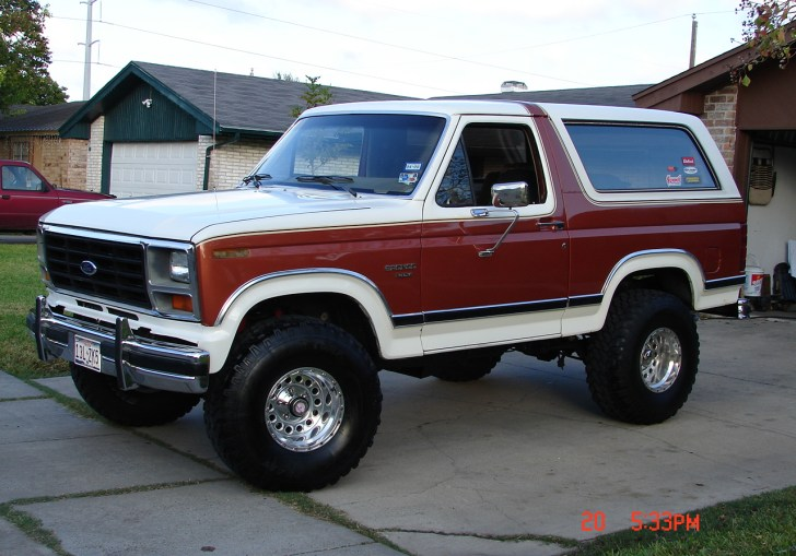 1990 Bronco Ii For Sale