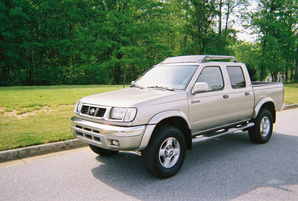 medium resolution of 2000 nissan frontier overview