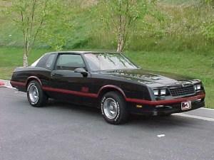 1987 Chevrolet Monte Carlo  Overview  CarGurus