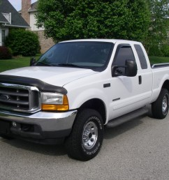 picture of 2001 ford f 250 super duty xlt 4wd extended cab sb exterior [ 1600 x 1200 Pixel ]