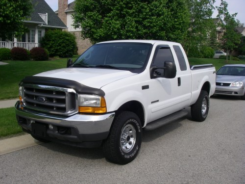 small resolution of picture of 2001 ford f 250 super duty xlt 4wd extended cab sb exterior