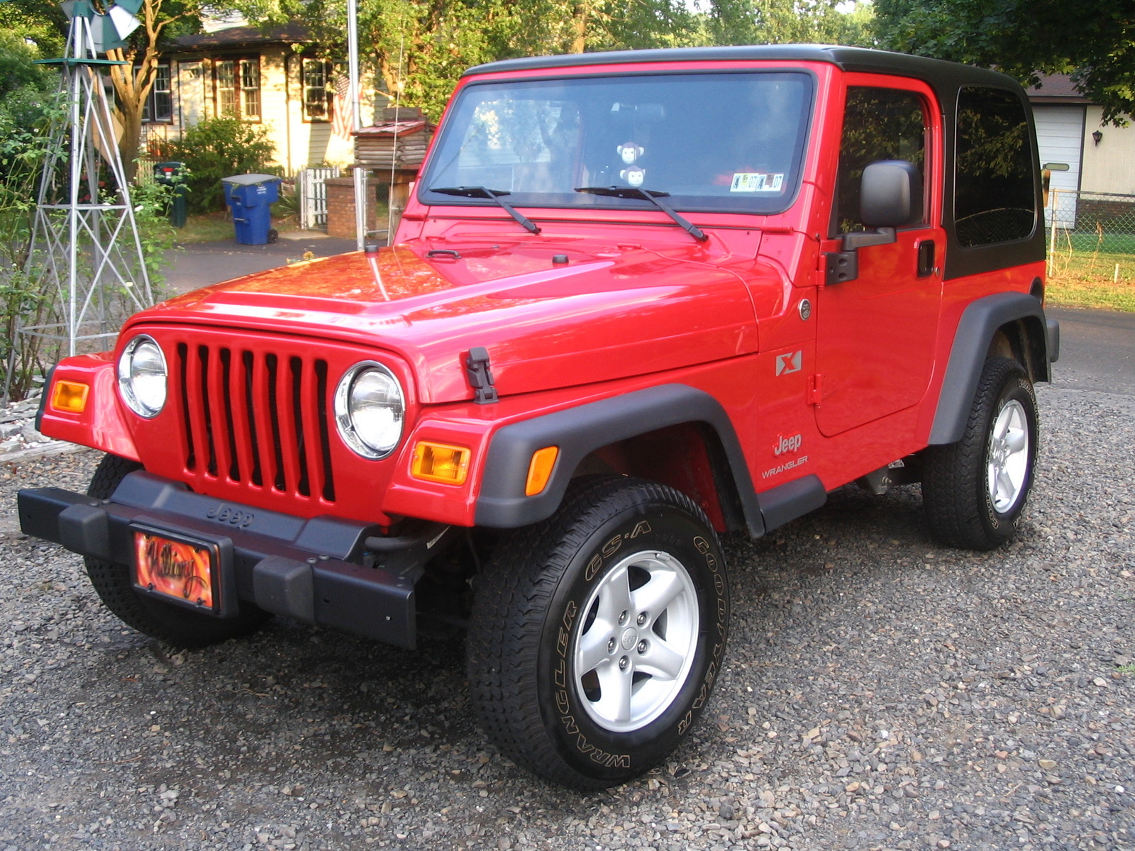 hight resolution of 2006 jeep wrangler overview