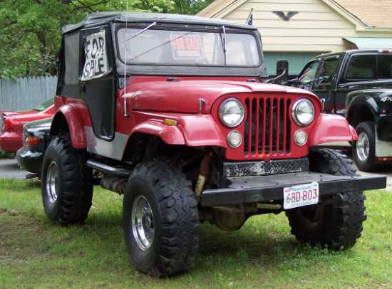 1973 Cj5 Wiring Diagram