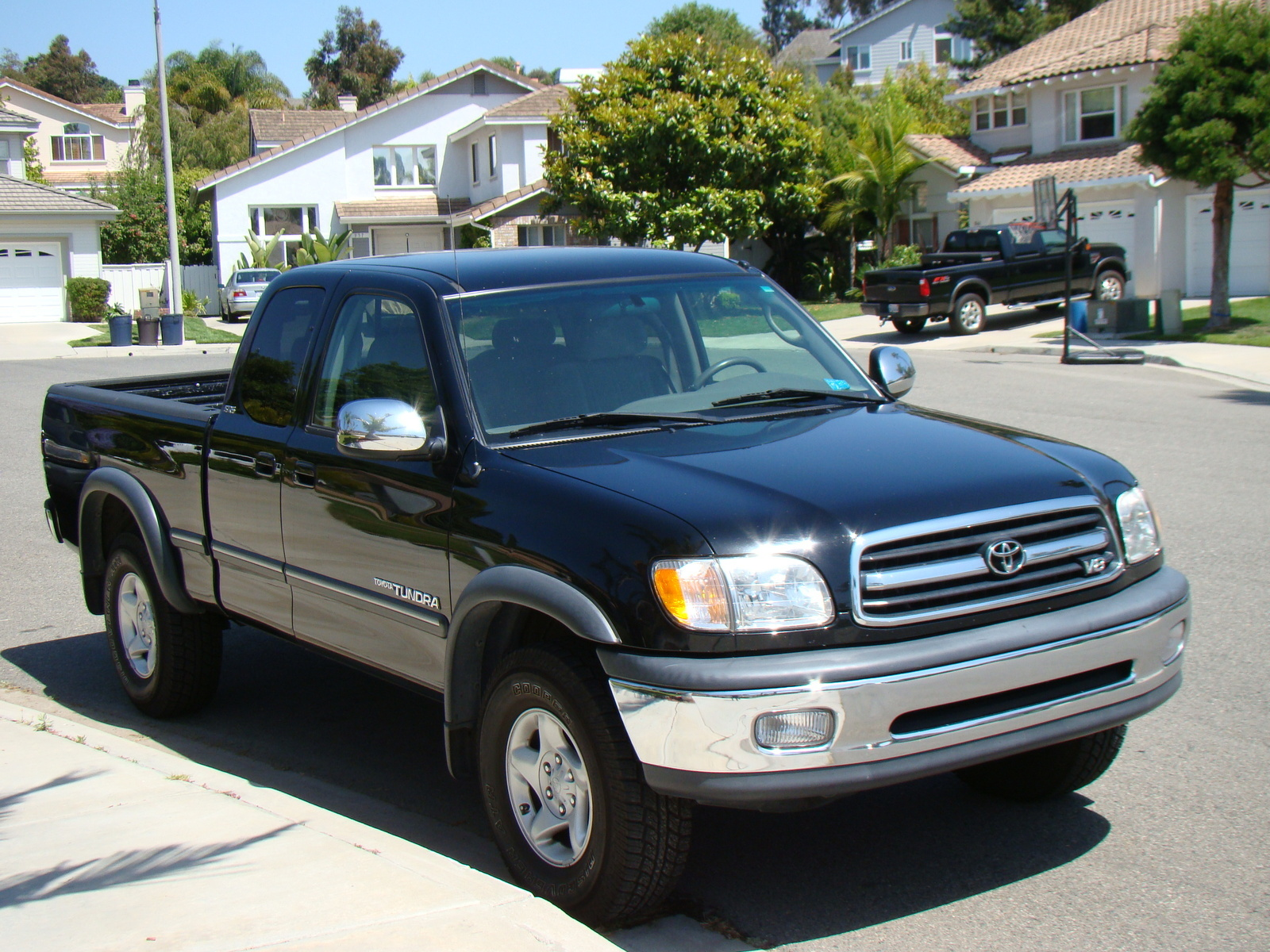 hight resolution of 2001 toyota tundra overview