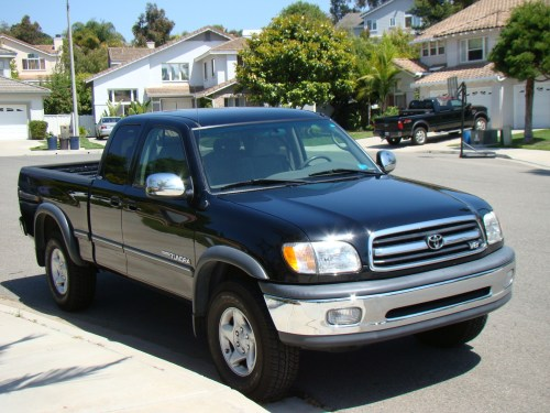 small resolution of 2001 toyota tundra overview