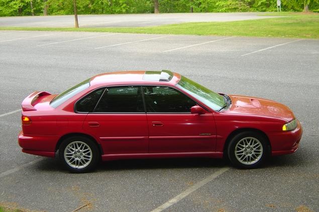 Subaru Legacy: 1998 Subaru Legacy Gt Limited For Sale