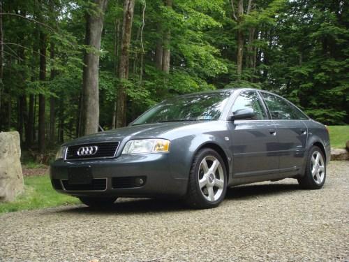 small resolution of 2004 audi a6 2 7t quattro s line sedan awd 2004 audi a6 2 7