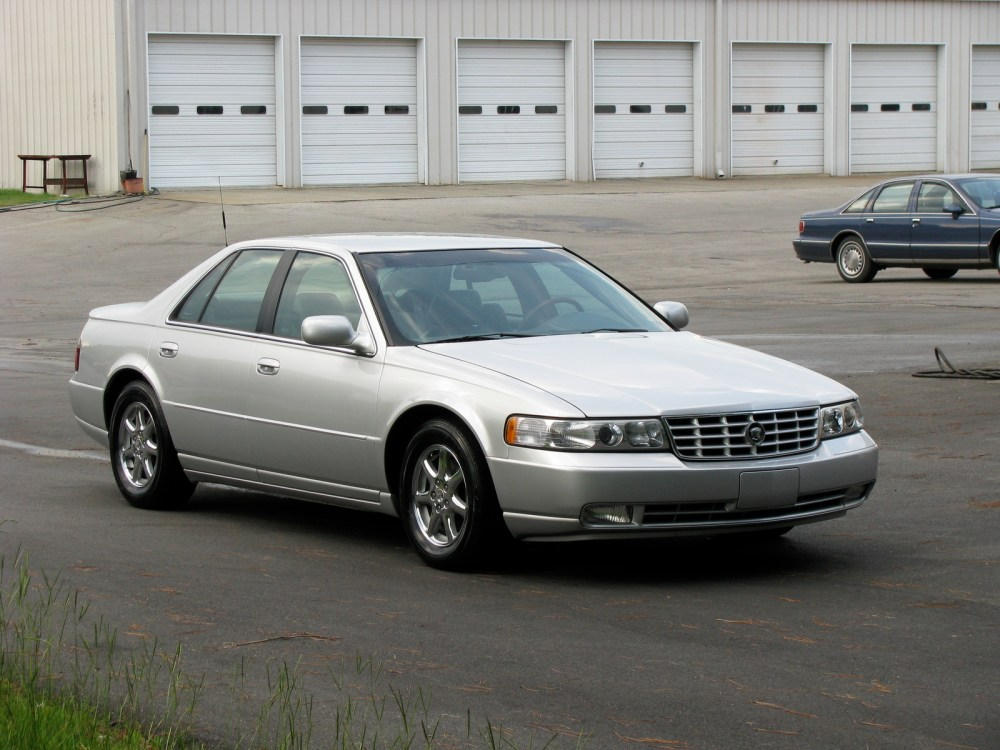 medium resolution of 2000 cadillac seville overview