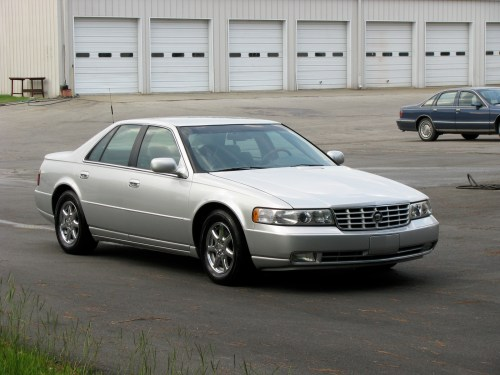 small resolution of 2000 cadillac seville overview
