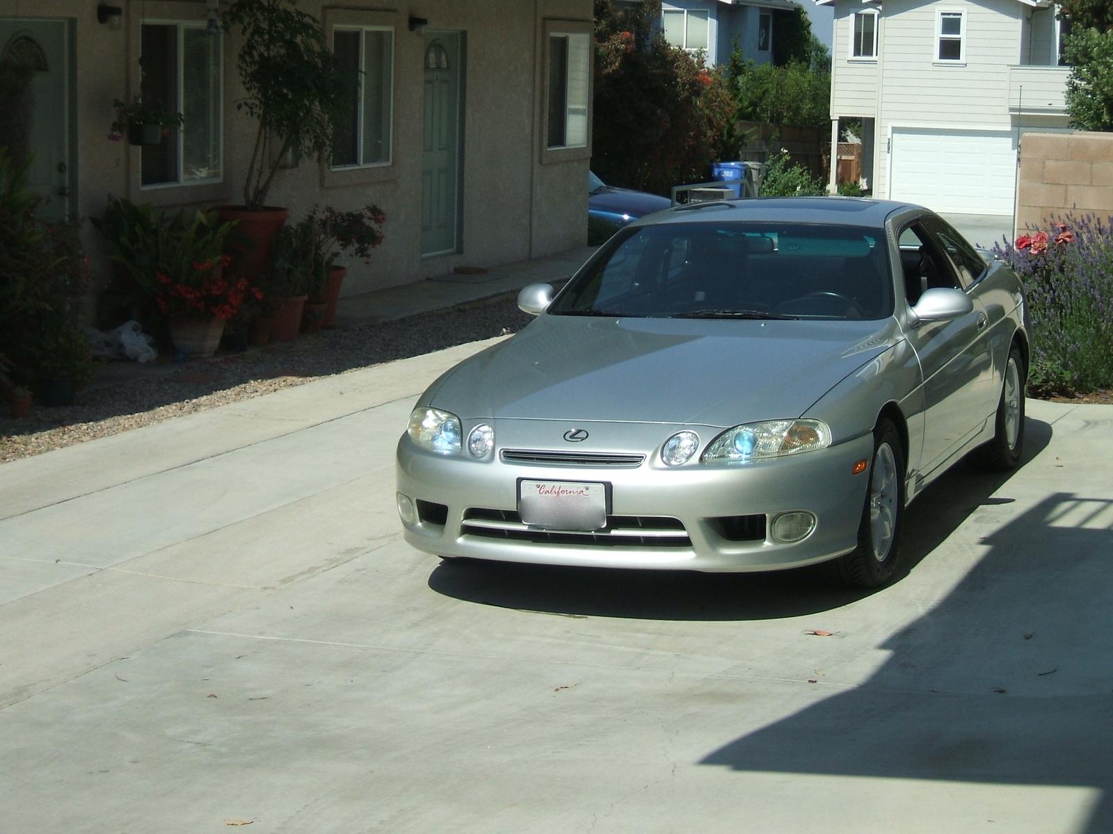 1999 Lexus SC 300 Overview CarGurus