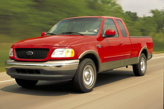 F Cab 150 Extended 1993 Ford