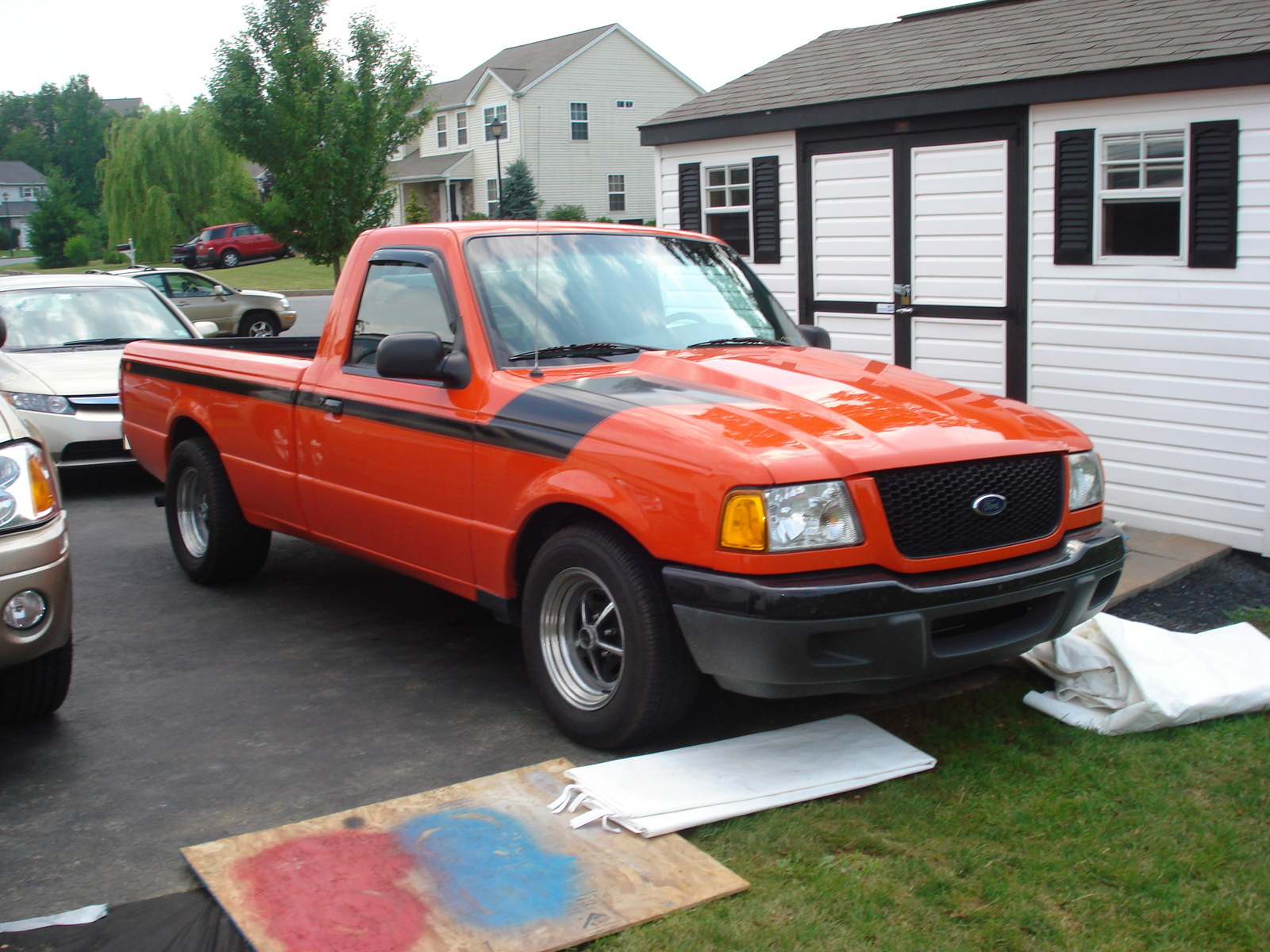 hight resolution of 2001 ford ranger overview