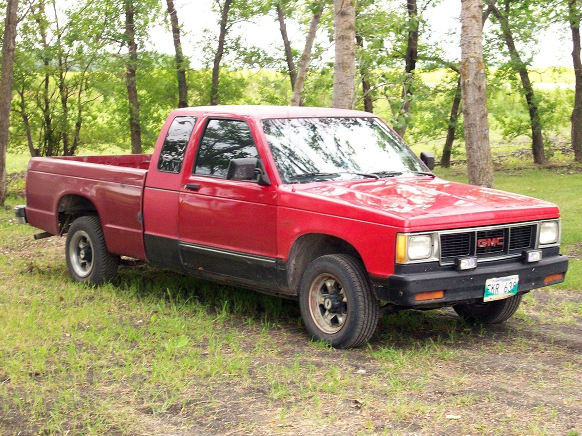 hight resolution of 1991 gmc sonoma overview
