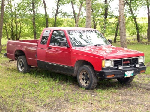 small resolution of 1991 gmc sonoma overview