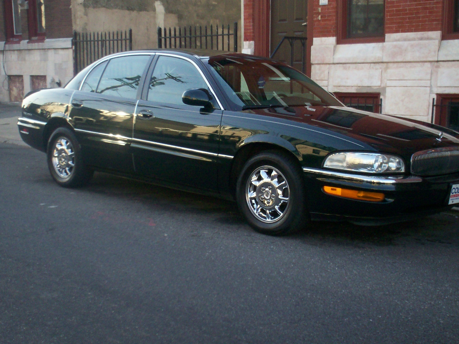 hight resolution of 2003 buick park avenue package
