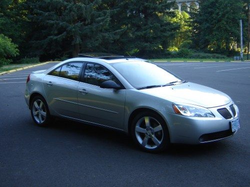 small resolution of 2006 pontiac g6 overview