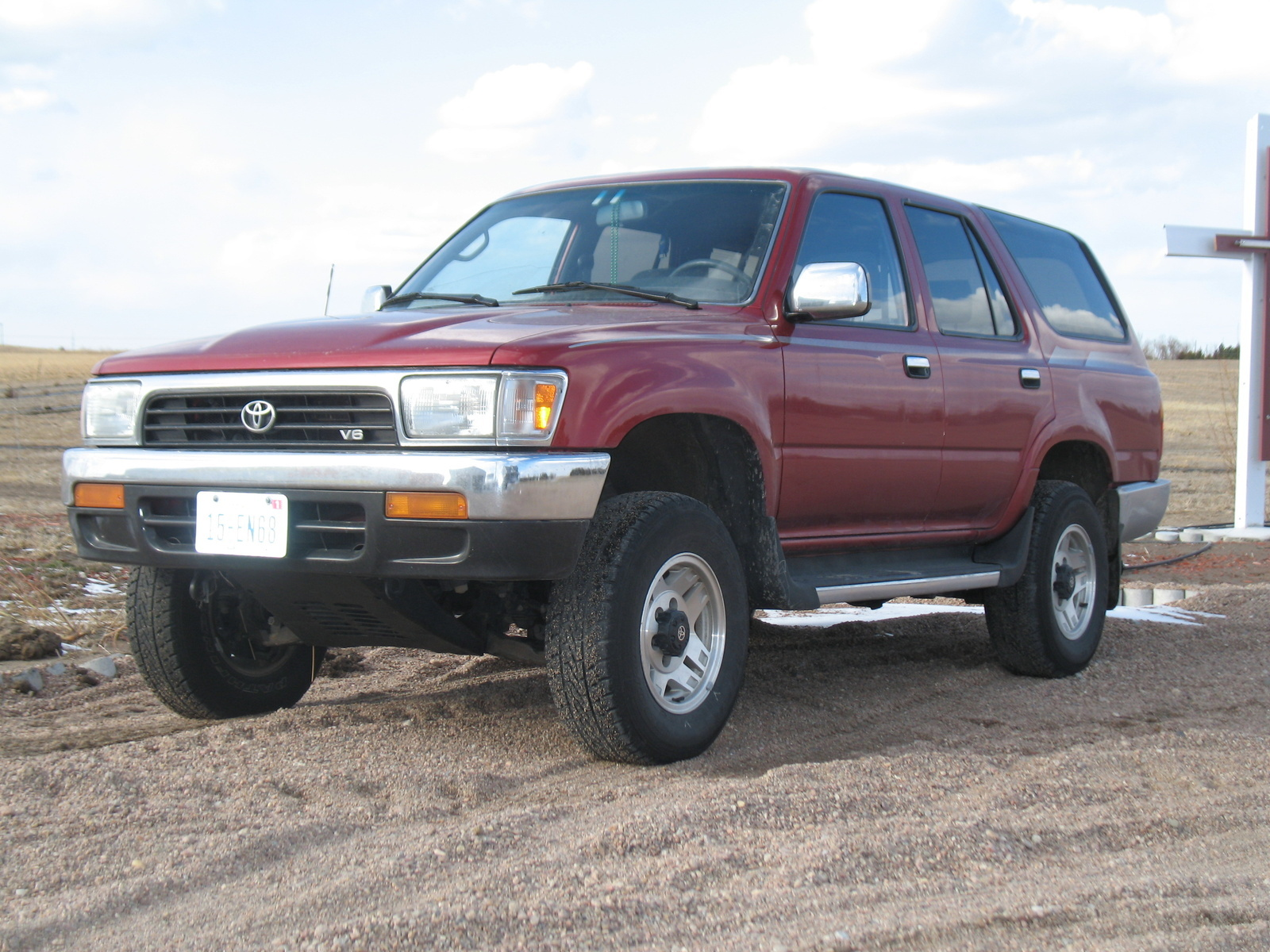 1994 Nissan Pathfinder Starting Problems