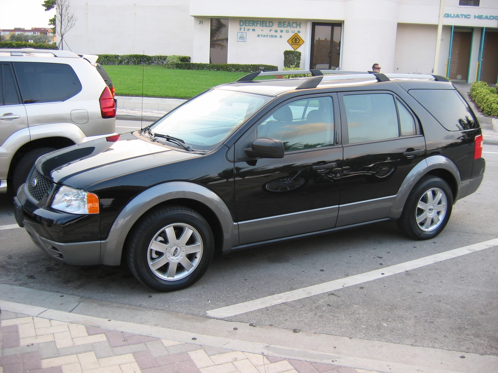 hight resolution of ford freestyle 2005