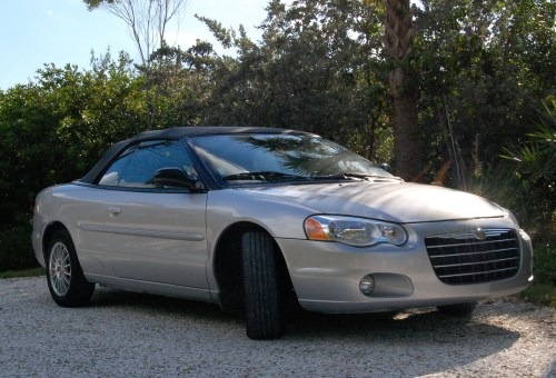 small resolution of 2005 chrysler sebring overview