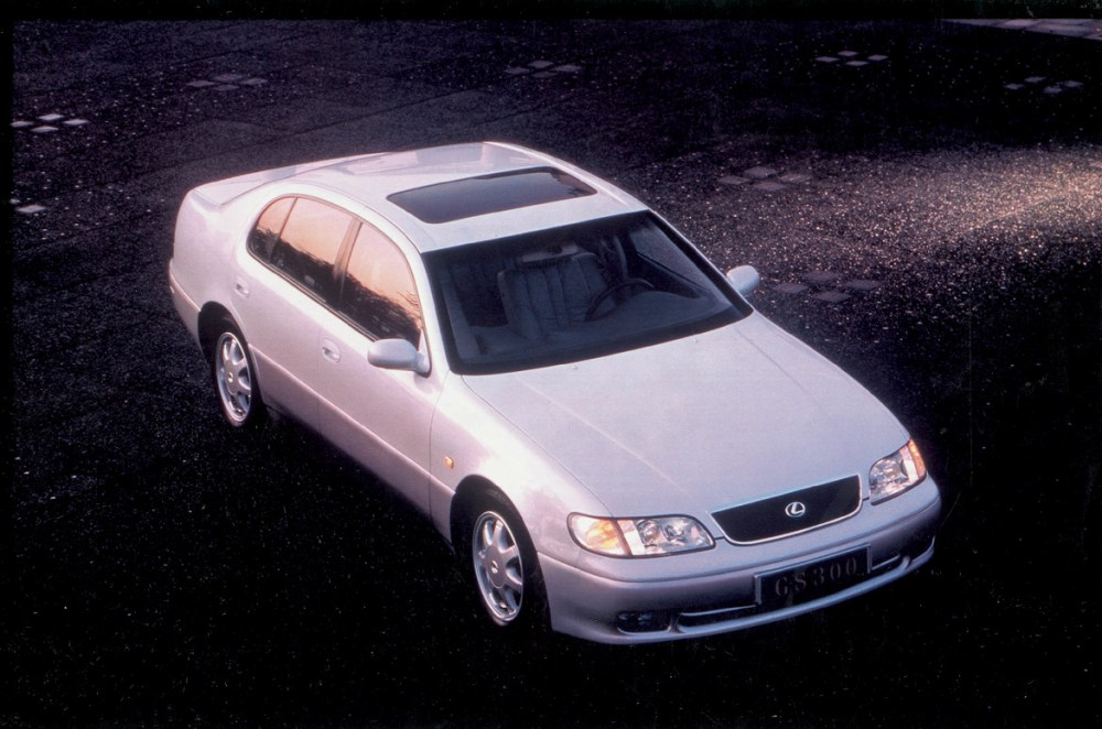 medium resolution of 1993 lexus gs 300 overview