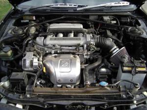 1991 Toyota celica gt engine size