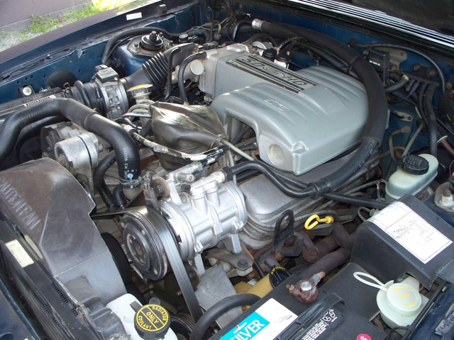5 1994 Specs Mustang Ford 0 Gt