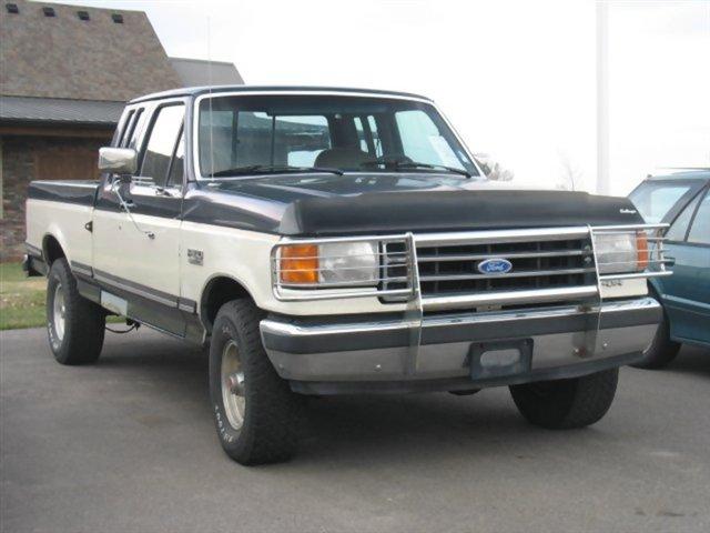 1991 Ford F 150 Xlt Lariat