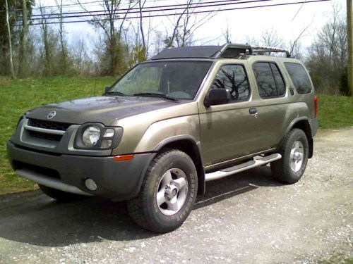 small resolution of 2002 nissan xterra overview