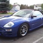 2005 Mitsubishi Eclipse Spyder Test Drive Review Cargurus