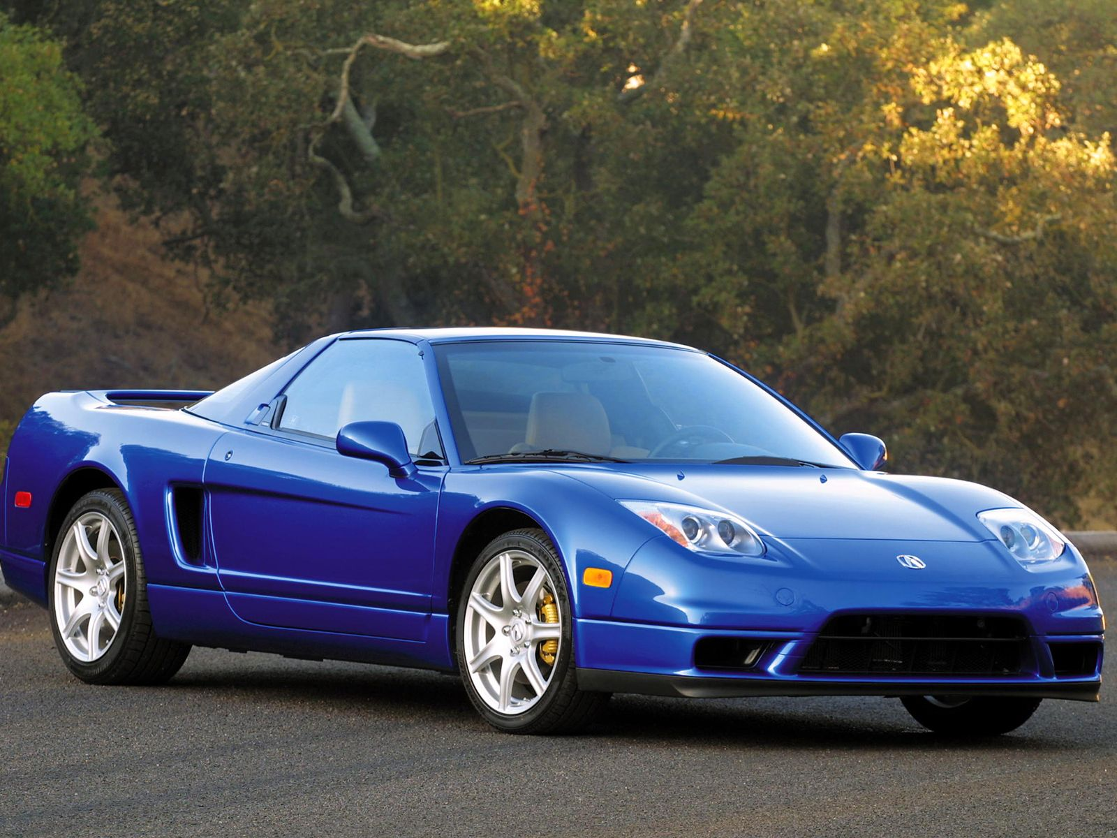 Late-model NSX