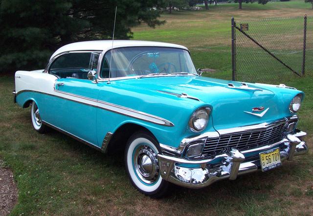 1956 Chevrolet Bel Air  User Reviews  Cargurus