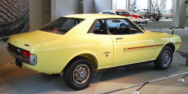 1971 To 1976 Celica For Salehtml Autos Post