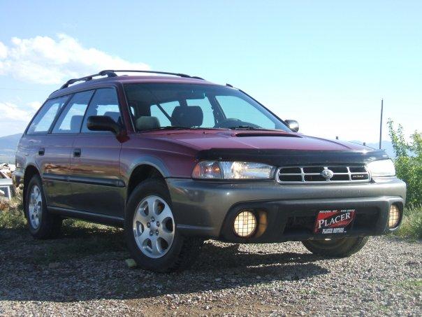 1998 Subaru Outback Wagon Mpg