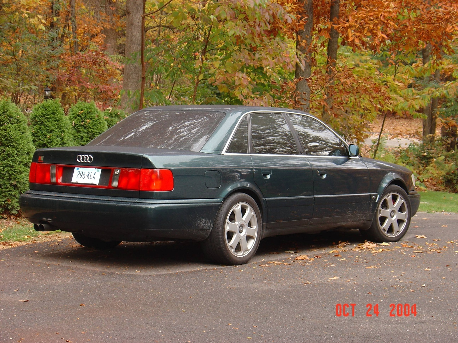hight resolution of 1995 audi s6 overview