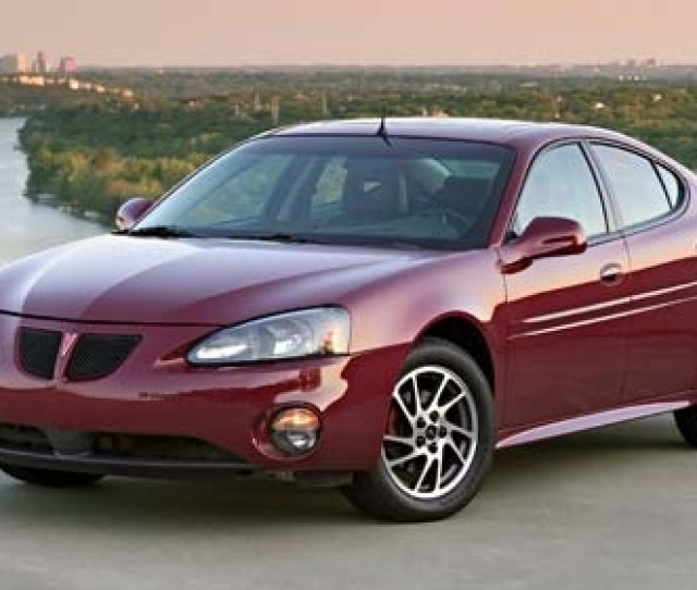 Picture Of 2005 Pontiac Grand Prix Gt Exterior Gallery_worthy