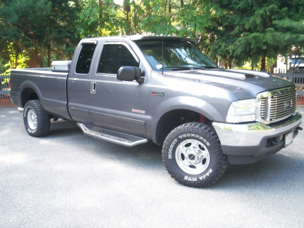 medium resolution of picture of 2003 ford f 350 super duty lariat extended cab lb 4wd exterior