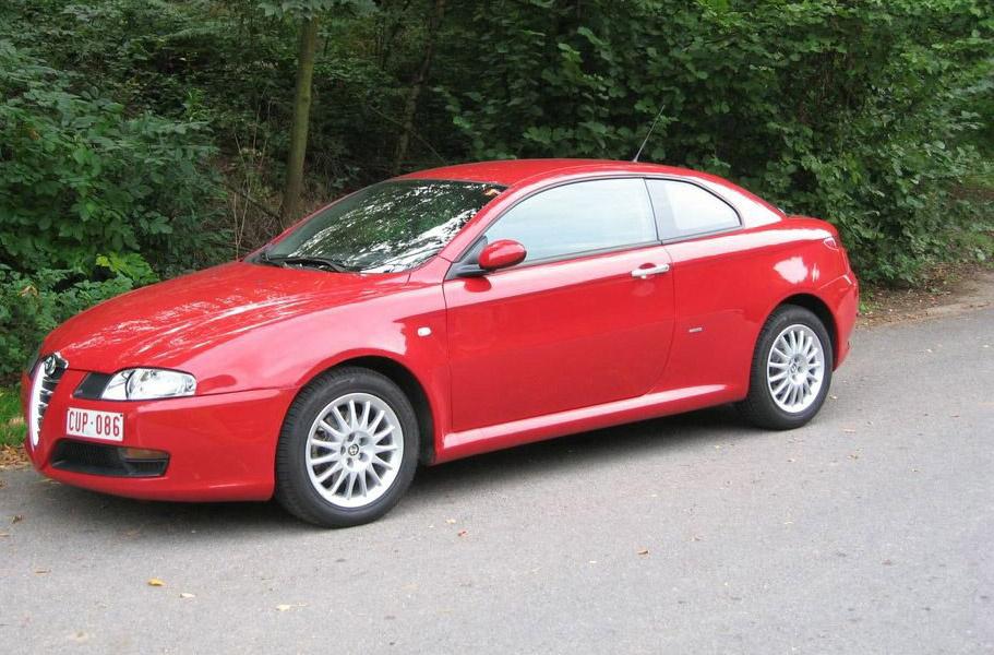 2005 Alfa Romeo Gt  Overview Cargurus