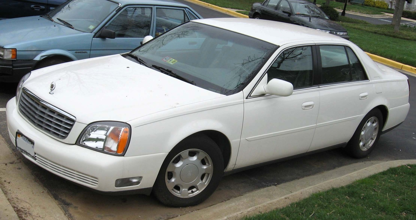 hight resolution of 2004 cadillac deville overview
