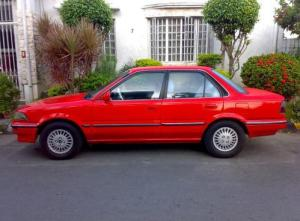Toyota Corolla Dx Wagon 1990 4 Dr Deluxe Picture
