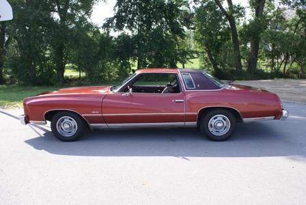 1976 Chevrolet Monte Carlo picture, exterior