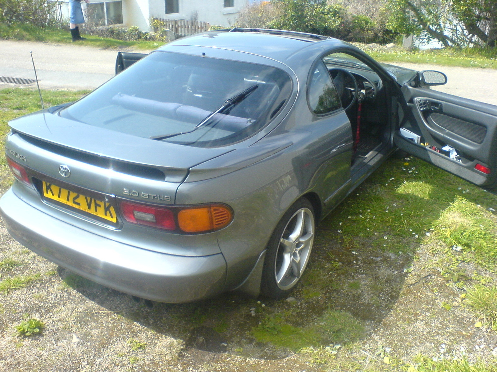 hight resolution of 1993 toyota celica overview