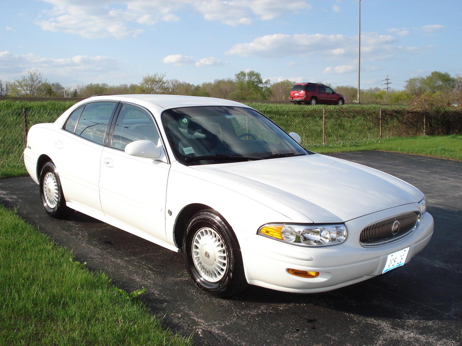 2000 Buick Lesabre Custom