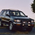 1997 nissan pathfinder 4 dr se 4wd suv picture exterior pictures