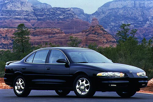 1998 Olds Intrigue Manual