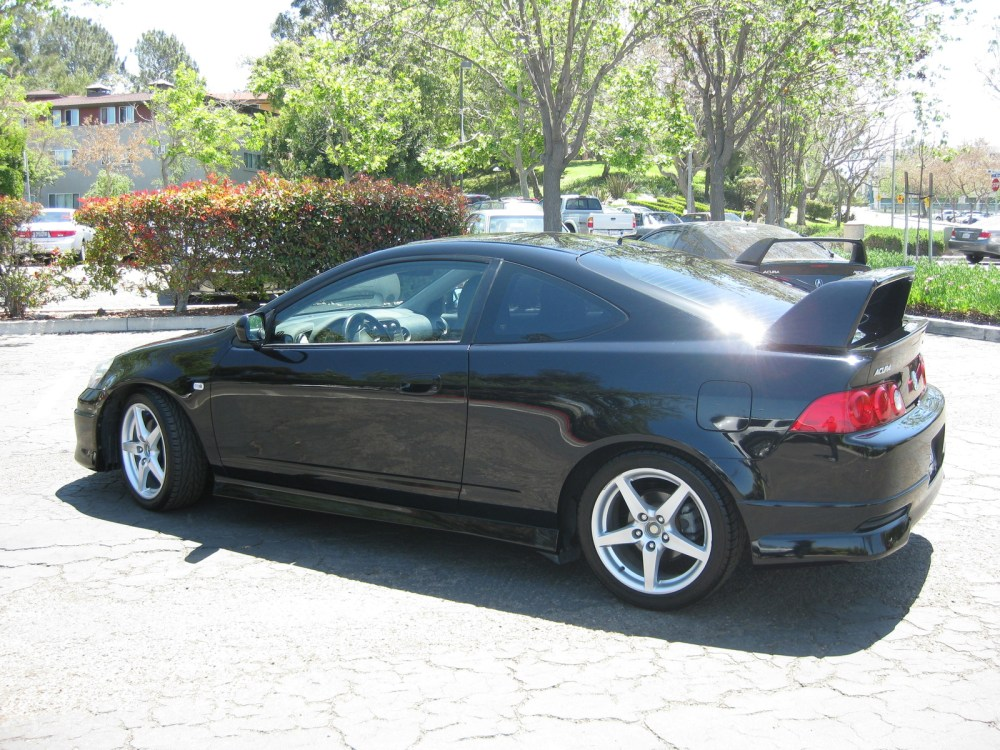 medium resolution of picture of 2005 acura rsx type s exterior