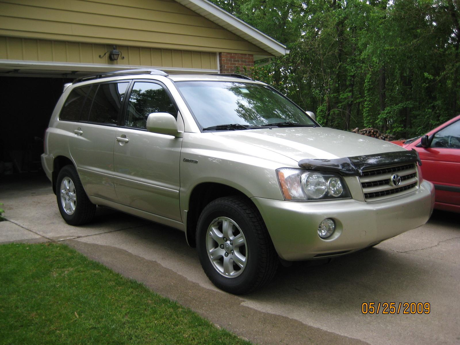 2003 Toyota Highlander Fuse